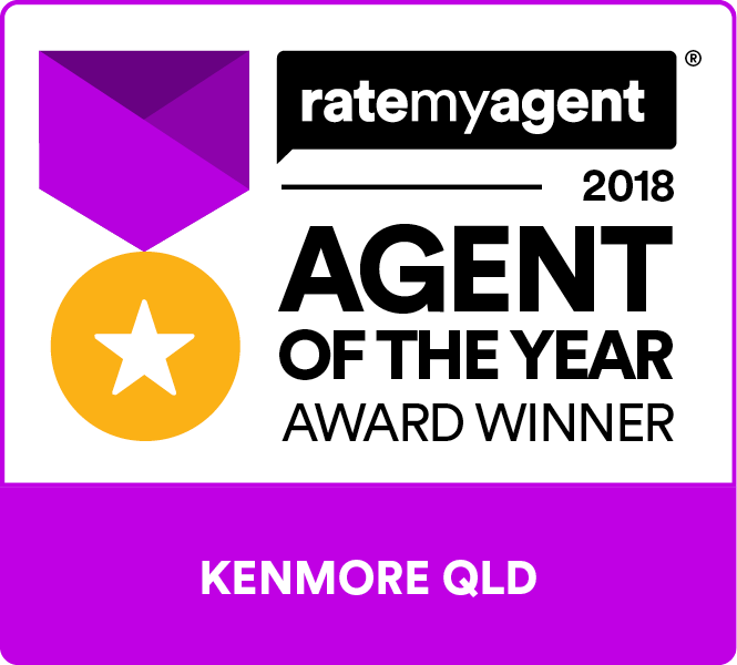 Leighton Jones Rate MY Agent 2018 Award Winner